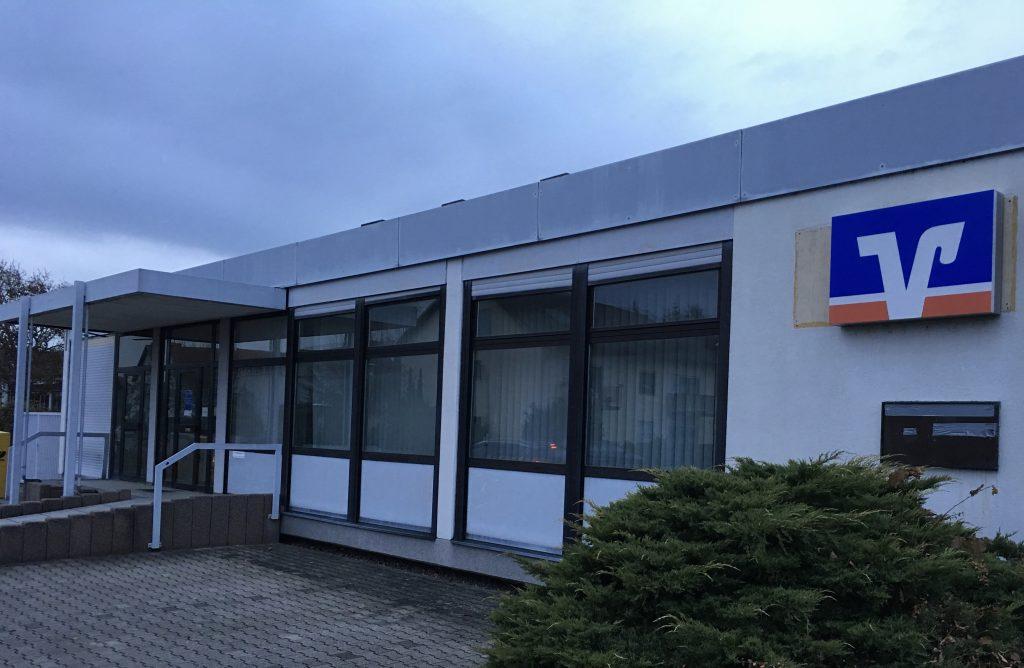 Volksbank im Stadtteil Waghäusel